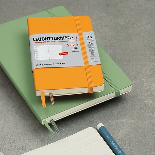 Weekly Planner & Notebook