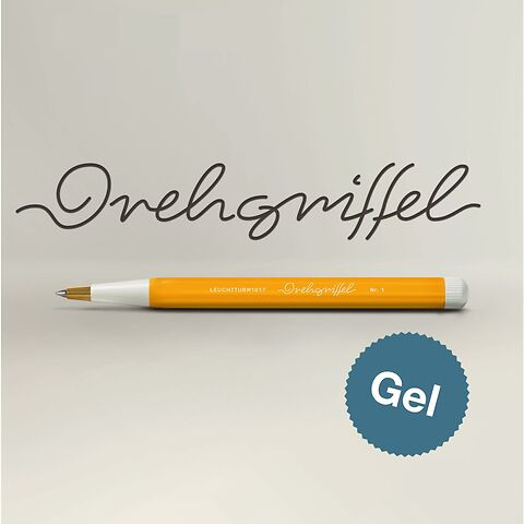 Drehgriffel Nr. 1 - Gel ink