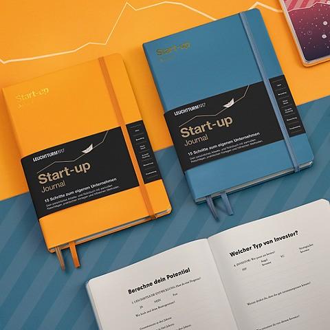 Start-up Journal,  German