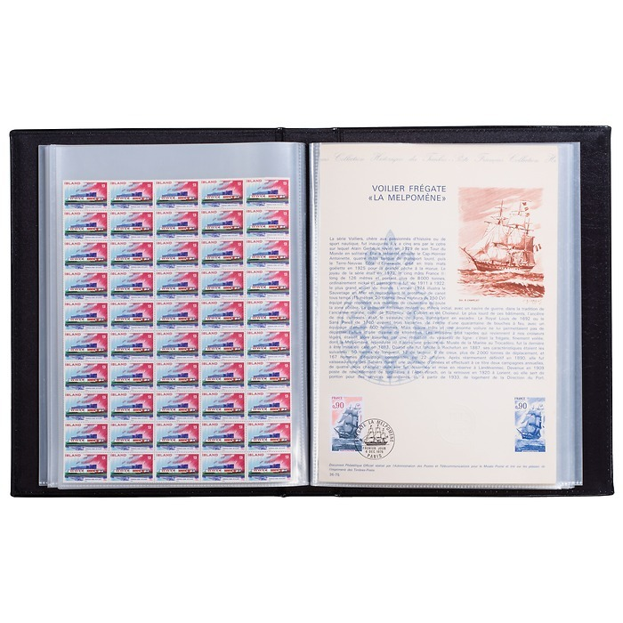 Certificate Portfolio with 20  pockets, DIN A4