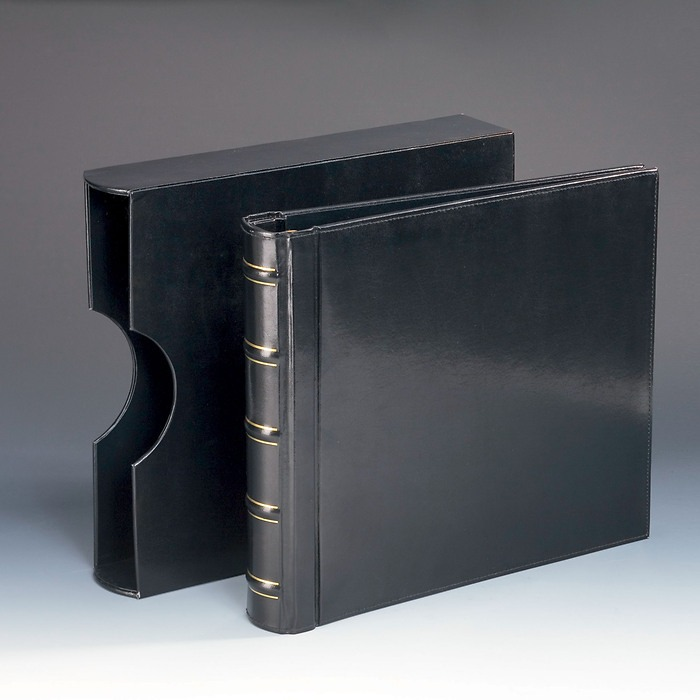 PhotoTurn-Bar Binder CLASSIC incl. cassette, Binder: 375x315x60mm,cassette: 377x328x70mm