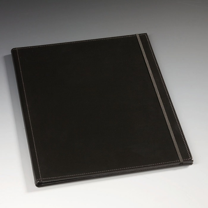 Music Portfolio DIN A4, synthetic leather, without elastic strap