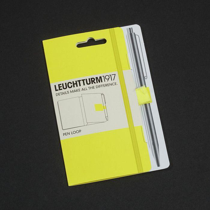Pen Loop, Neon Yellow