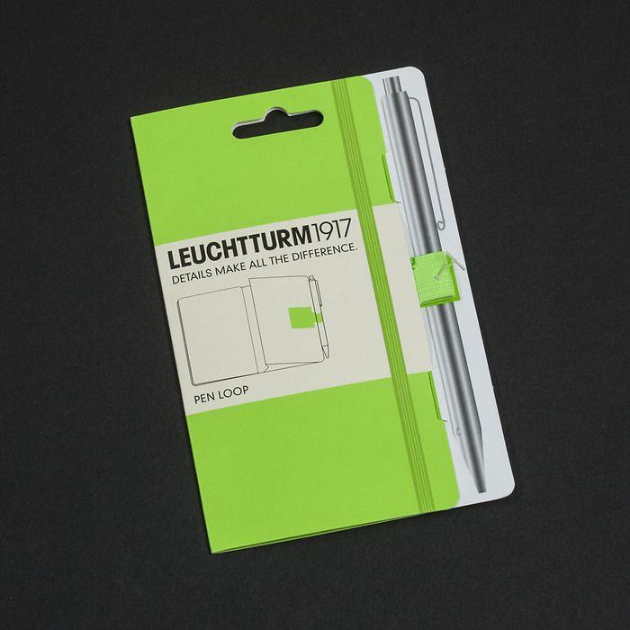 Pen Loop, Neon Green