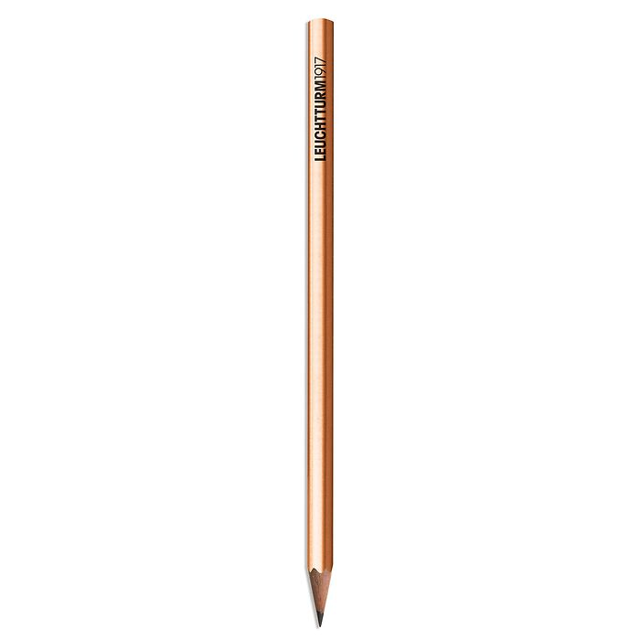 Pencil HB, LEUCHTTURM1917, Copper