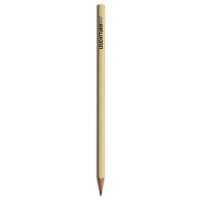 Pencil HB, LEUCHTTURM1917, Sand