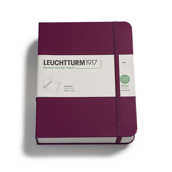 Book Box, Port Red