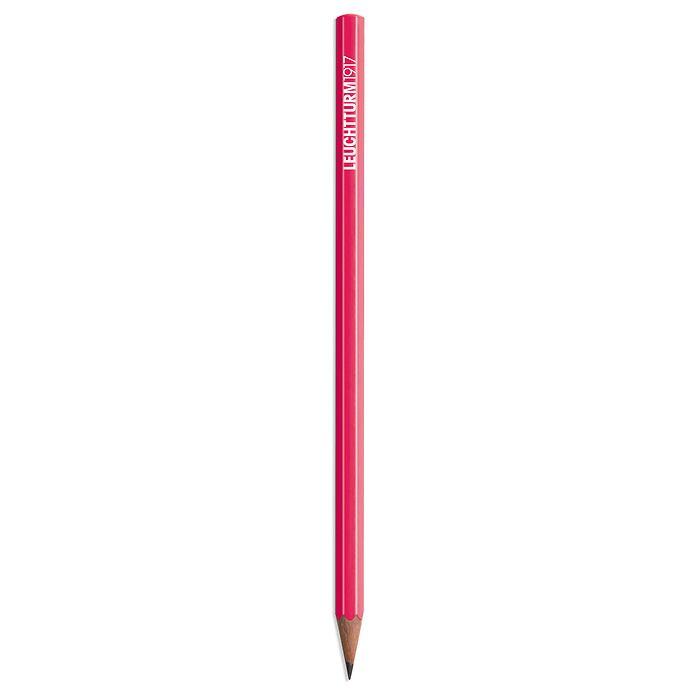 Pencil HB, LEUCHTTURM1917, Neon Pink
