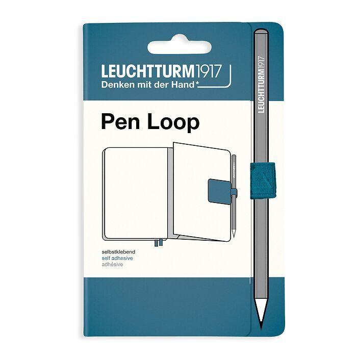 Pen Loop, Stone Blue