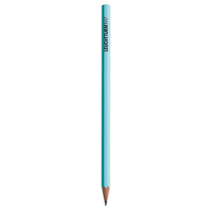 Pencil HB, LEUCHTTURM1917, Aquamarine