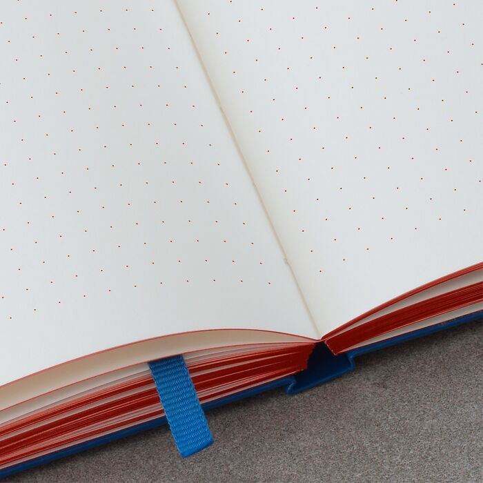 Notebook RED DOTS Edition