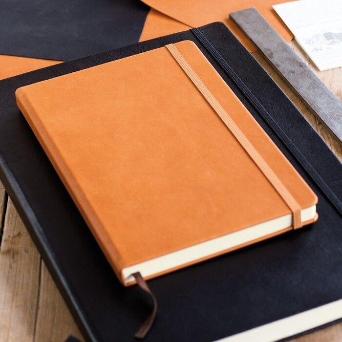 Notebook Leather