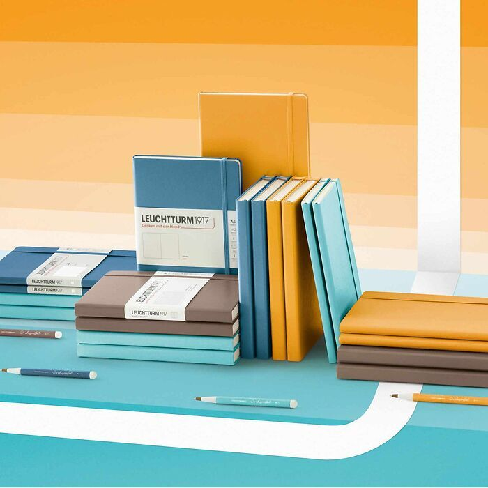 Notebook Rising Colours
